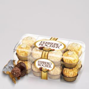send ferrero chocolates to Pakistan