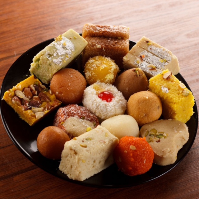Mix mithai box for Ramadan and eid gifts
