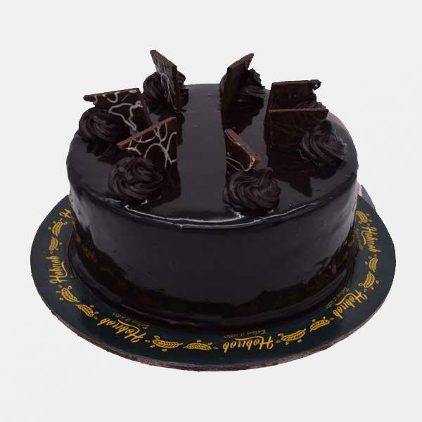 Chocolate brownie Cake from Revaayat