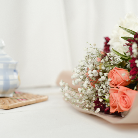 flower bouquet for same day delivery