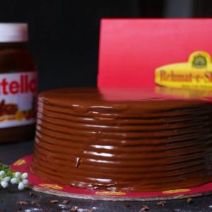 Send chocolate cakes to Pakistan
