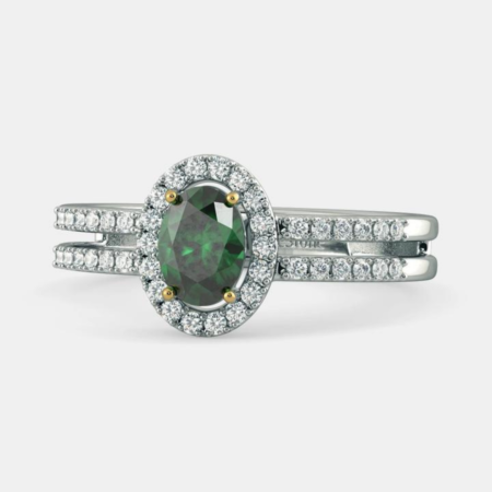 beautiful rings for her - send gifts to Pakistan