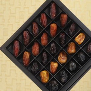 collection of speciality Dates for Ramadan gifts catalogue