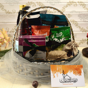 send gifts to Pakistan with amazing baskets for Ramadan
