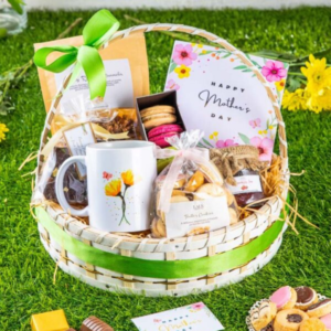 gourmet gift basket for mother's day pakistan