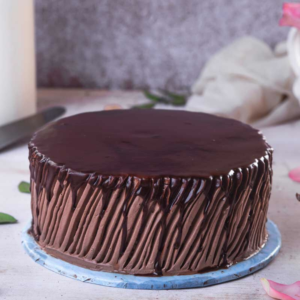 best Nutella cake in town with on-time delivery