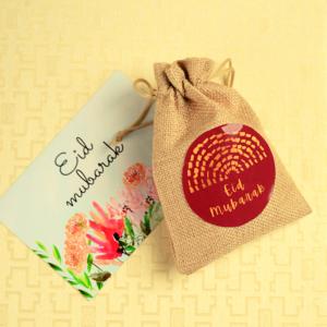 Eidi days are back. reward kids for their Ramadan efforts with Eid gift bag