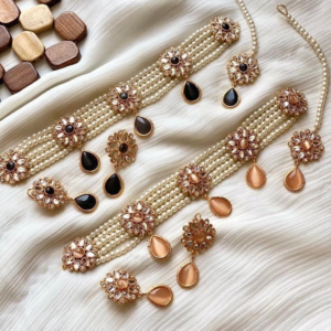 Ethnic jewellery Eid gifts for her with Revaayat