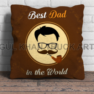 Best dad cushion for online delivery in Pakistan
